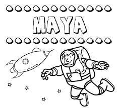 imagenes mayas para imprimir con el nombre maya para colorear pintar e imprimir