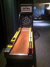 skee ball table plans rent skeeball carinval machine rentals md dc va skee ball arcade