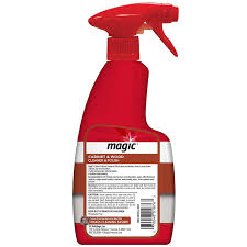 What Can I Use To Clean Grease Off Kitchen Cabinets Amazon Com Magic Cabinet U0026 Wood Clean U0026 Shine 14 Fl Oz Health