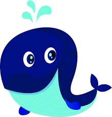 how to draw a whale for kids step by step animals for kids for