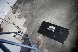 Manual Adjustable Height Desk by Xtable Manual Adjustable Desk Gadget Flow