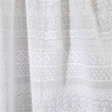 White Curtain Panel Pom Pom At Home White Curtain Panels Ship Free