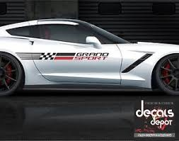 corvette racing stickers corvette racing vinyl graphic decals c4 c5 c6 c7 zo6 zr1 stingray