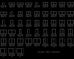 kitchen wall cabinets autocad detail kitchen wall cabinets dwg
