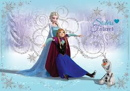 wall coverings en oiko dimiourgies home creations frozen sisters disney