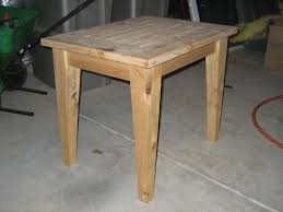 small outdoor coffee table rogue engineer round plans diy s thippo