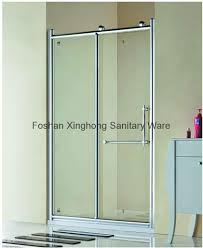 Sliding Shower Screen Doors Big Pulley Sliding Shower Screen Door Xh 8871 Danfengbailu