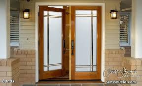 glass entry door glass entry doors sans soucie art glass