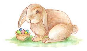 easter bunny 3 ways to draw the easter bunny wikihow