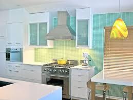 Green Subway Tile Kitchen Backsplash - watery green glass subway tile in surf modwalls lush 1x4 tile