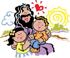 clipart of jesus with children u2013 101 clip art
