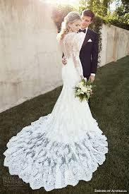 long sleeve wedding dresses perfect 20 gowns for fall and winter