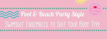 stylish swimsuit ensembles to flatter your body type