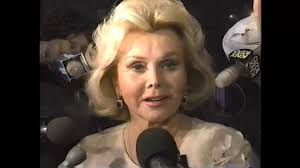 zsa zsa gabor 1989 the people vs zsa zsa gabor youtube