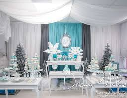 Winter Party Decorations 233 Best Fiesta Invierno Images On Pinterest Frozen Party