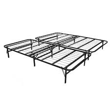 structures by malouf highrise folding metal bed frame 14