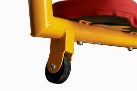 amazon com gym dandy spinning teeter totter impact absorbing