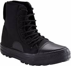 buy boots shoo india unistar high ankle jungle boots buy black color unistar high