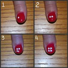 simple nail design flower tutorial u2013 dollar store crafts