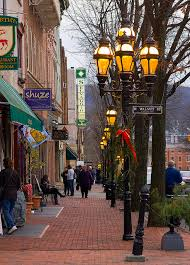 Main Street Lighting Main St Bethlehem Pa Bethlehem Small Towns And Main Street