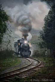 train travel tracks locomotive steam