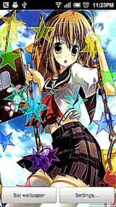 anime girl android live wallpaper anime live wallpapers for android cool hd wallpapers