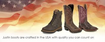 justin boots handcrafted in usa 502 boots
