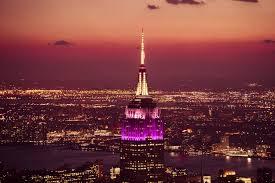 Empire State Building Halloween Light Show Empire State Building Experience U2013 Visitor Information