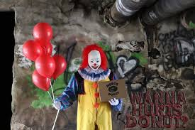 balloon delivery frisco tx doughnut shop offers scary clown delivery fox news