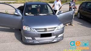 opel corsa c 1 3 cdti tuning youtube
