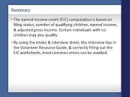 volunteer tax assistance at ppt download