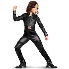 the avengers black widow costume girls costumes kids