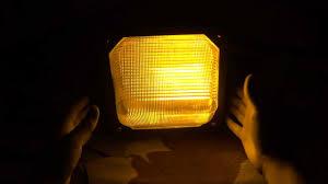 150 watt high pressure sodium light fixture atlas 150watt high pressure sodium hps wall pack youtube