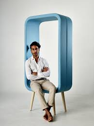 a very unconventional chair design and style frame by ola giertz