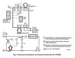 honeywell aquastat relay l8148e wiring diagram honeywell aquastat