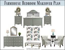 giving a ho hum bedroom a farmhouse makeover worthing court