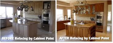 how much is kitchen cabinet refacing schön kitchen cabinet refacing san diego refinishing before after