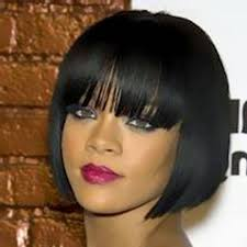 side pictures of bob haircuts side bobs on black women short to medium bob hairstyles for black
