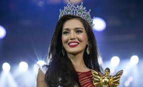 pageant hair that wins the most filipina wins transgender pageant in thailand star2 com