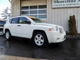 2007 jeep compass shoreline auto sales