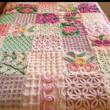 gorgeous hand made shabby chic quilt crochet pinterest
