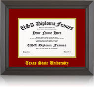 14x17 diploma frame custom diploma document frames usa diploma frames