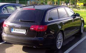 audi a6 avant technical details history photos on better parts ltd