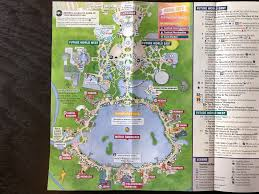 Map Of Epcot Photos 2018 Festival Of The Arts Guidemap Blog Mickey