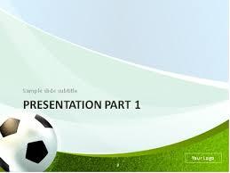 powerpoint football template casseh info