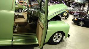 Classic Ford Truck Seats - 1951 ford panel truck youtube
