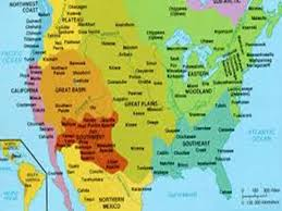 4 american cultures map bell ringer what are some factors you think led to the end of the