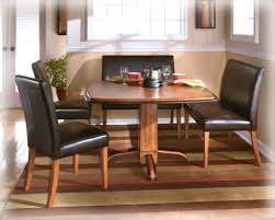 dining room set with bench seat foter dining room sets with bench