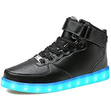 light up sneakers hinzer led light up shoes 2017 upgrade light system 7 colors