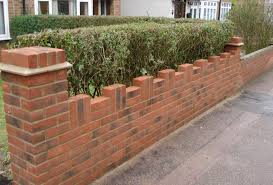 bradstone walling blocks garden wall bricks types retaining for